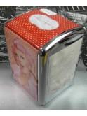 Boîte à serviettes de bar vintage