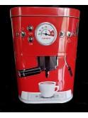 Boîtes à café, thé, sucre, dosettes,fraîcheur en métal